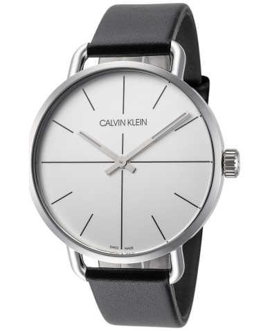 Calvin Klein Men's Quartz Watch K7B211CY