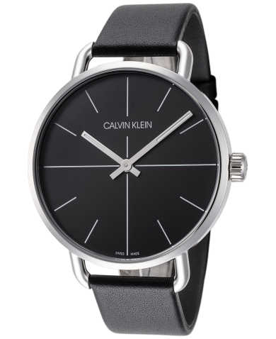 Calvin Klein Men's Quartz Watch K7B211CZ