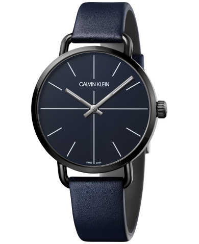 Calvin Klein Men's Quartz Watch K7B214VN