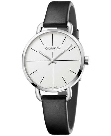 Calvin Klein Women's Quartz Watch K7B231CY