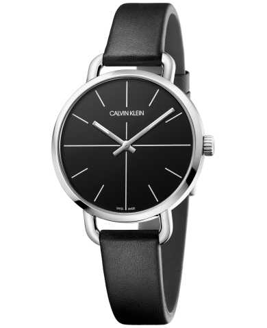 Calvin Klein Women's Quartz Watch K7B231CZ