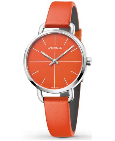 Calvin Klein Women's Watch K7B231YM