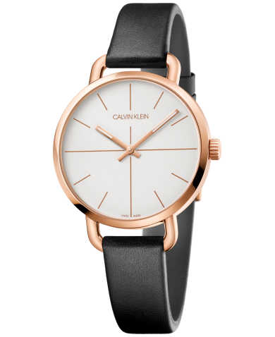 Calvin Klein Women's Quartz Watch K7B236C6