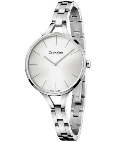 Calvin Klein Women's Quartz Watch K7E23146