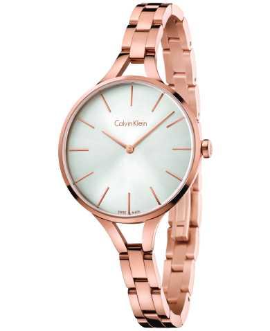 Calvin Klein Women's Quartz Watch K7E23646