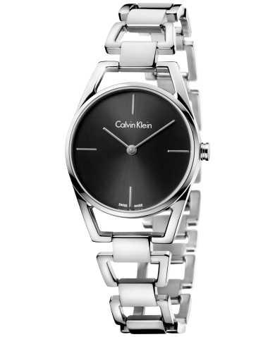 Calvin Klein Women's Quartz Watch K7L23141