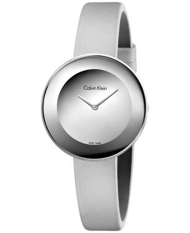 Calvin Klein Women's Quartz Watch K7N23UP8