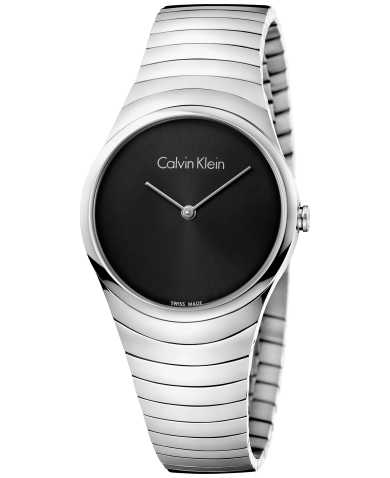 Calvin Klein Women's Quartz Watch K8A23141