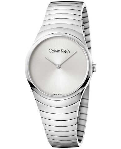 Calvin Klein Women's Quartz Watch K8A23146