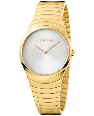 Calvin Klein Women's Quartz Watch K8A23546