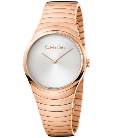Calvin Klein Women's Quartz Watch K8A23646
