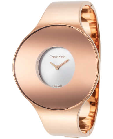Calvin Klein Women's Quartz Watch K8C2M616