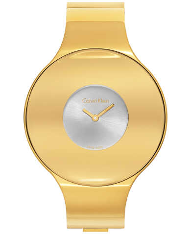 Calvin Klein Women's Quartz Watch K8C2S516