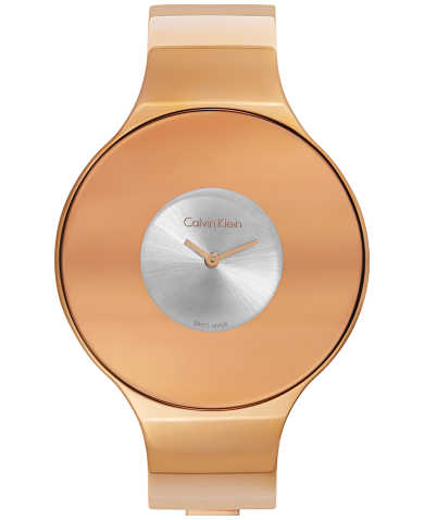 Calvin Klein Women's Quartz Watch K8C2S616