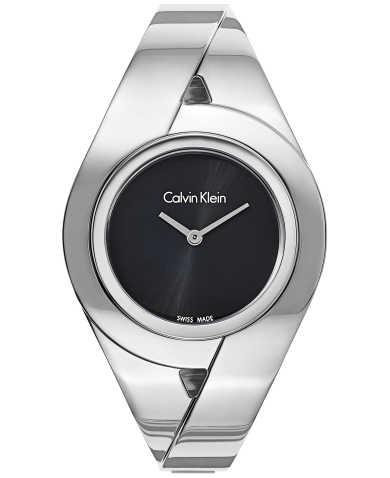 Calvin Klein Women's Quartz Watch K8E2M111