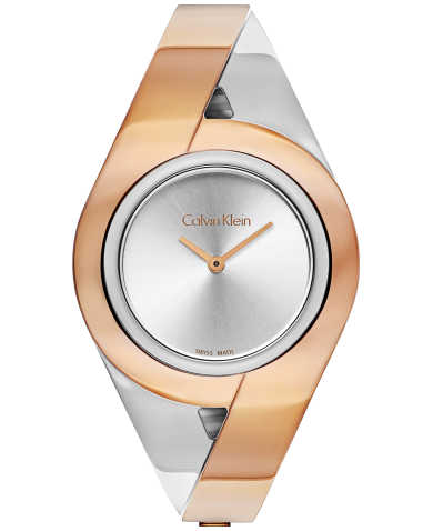Calvin Klein Women's Watch K8E2M1Z6