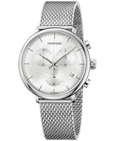 Calvin Klein Men's Quartz Watch K8M27126