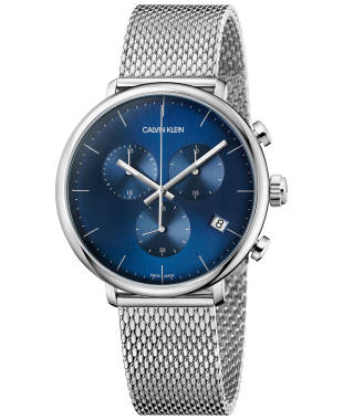 Calvin Klein Men's Quartz Watch K8M2712N