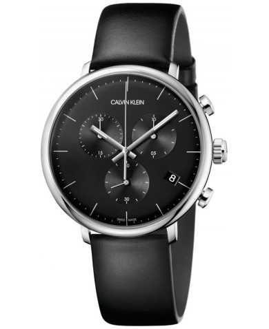 Calvin Klein Men's Quartz Watch K8M271C1