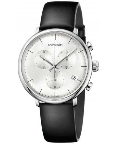 Calvin Klein Men's Quartz Watch K8M271C6