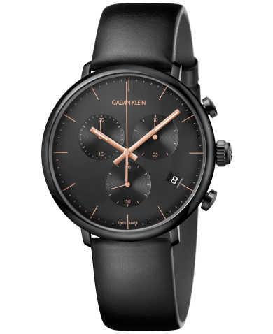 Calvin Klein Men's Quartz Watch K8M274CB