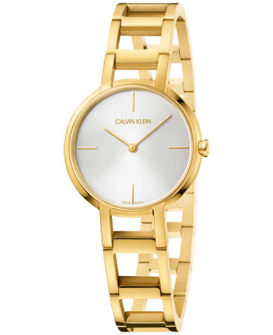 Calvin Klein Women's Quartz Watch K8N23546