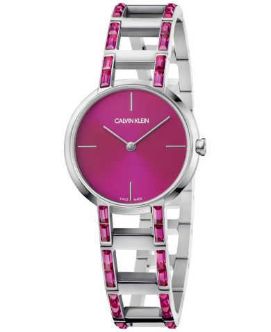 Calvin Klein Women's Quartz Watch K8NU3YZX
