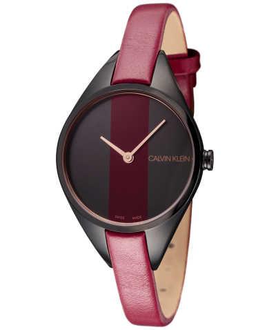 Calvin Klein Women's Watch K8P237U1
