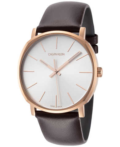Calvin Klein Men's Quartz Watch K8Q316G6