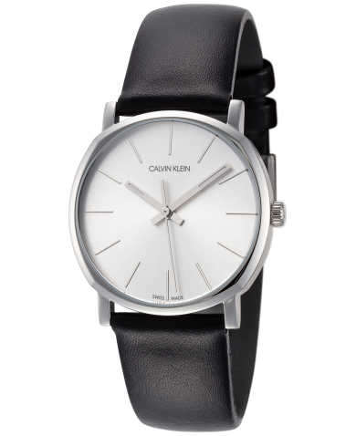 Calvin Klein Women's Quartz Watch K8Q331C6