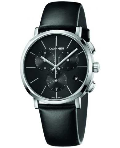 Calvin Klein Men's Quartz Watch K8Q371C1