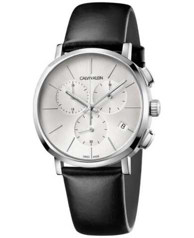 Calvin Klein Men's Quartz Watch K8Q371C6