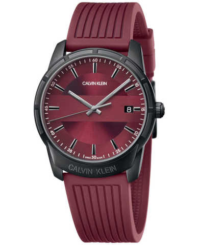 Calvin Klein Men's Quartz Watch K8R114UP