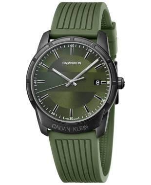 Calvin Klein Men's Quartz Watch K8R114WL