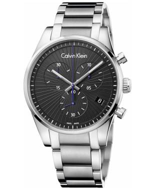 Calvin Klein Men's Quartz Watch K8S27141