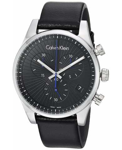 Calvin Klein Men's Quartz Watch K8S271C1