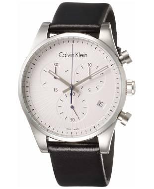 Calvin Klein Men's Quartz Watch K8S271C6