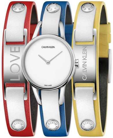 Calvin Klein Women's Watch K9D231VX