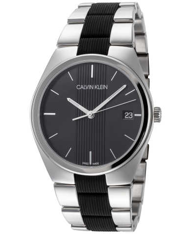 Calvin Klein Men's Quartz Watch K9E211B1