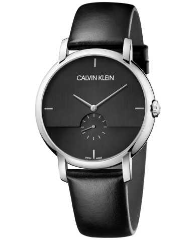 Calvin Klein Men's Quartz Watch K9H2X1C1