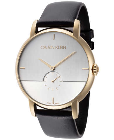 Calvin Klein Men's Quartz Watch K9H2X5C6