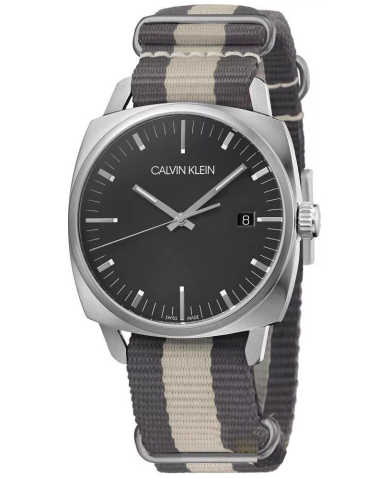 Calvin Klein Men's Quartz Watch K9N111P1