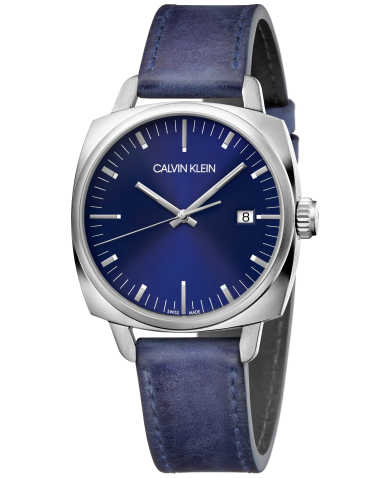 Calvin Klein Men's Quartz Watch K9N111VN