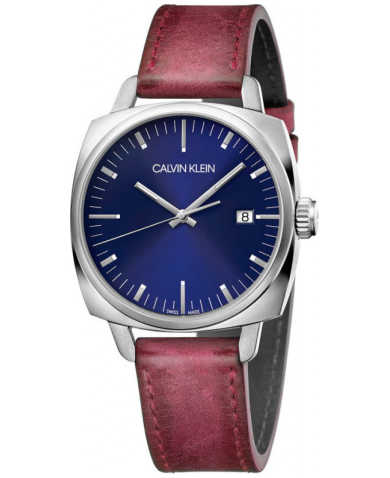 Calvin Klein Men's Quartz Watch K9N111ZN