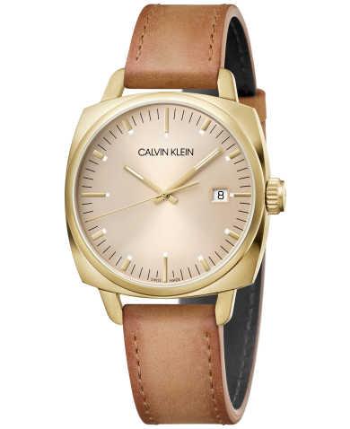 Calvin Klein Men's Watch K9N115GH