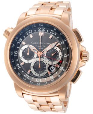 Carl F. Bucherer Patravi Men's Automatic Watch 00-10620-03-33-21-SD