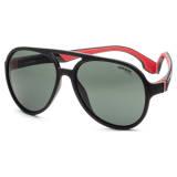 Deals on Carrera Fashion Unisex Sunglasses, CA5051S-807-QT
