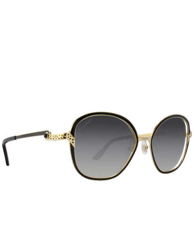 Cartier Women's Sunglasses PANTHERE-DIVINE-GBLK52-ESW00041-52