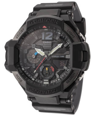 Casio Men's Quartz Watch GA1100-1A1