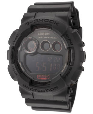 Casio Men's Quartz Watch GD120MB-1